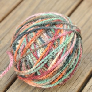 Perendale yarn