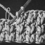 stitch drawing dc (v stitch)