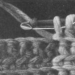 Change colors on single crochet