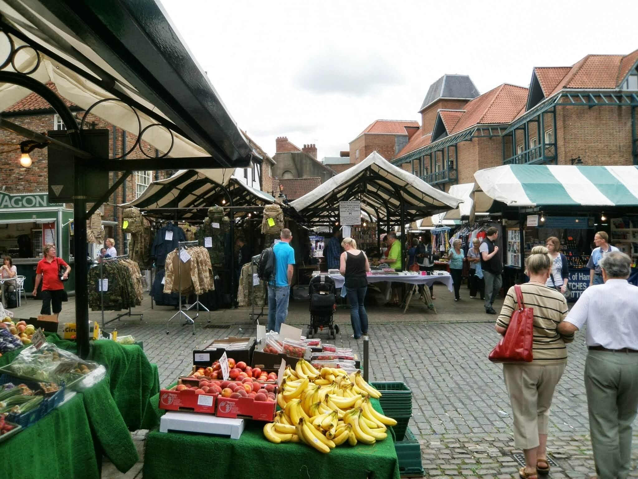 York: Market