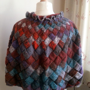 Entrelac Knitting Pattern