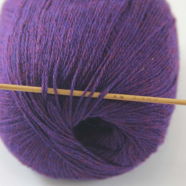 100% cashmere fingering yarn