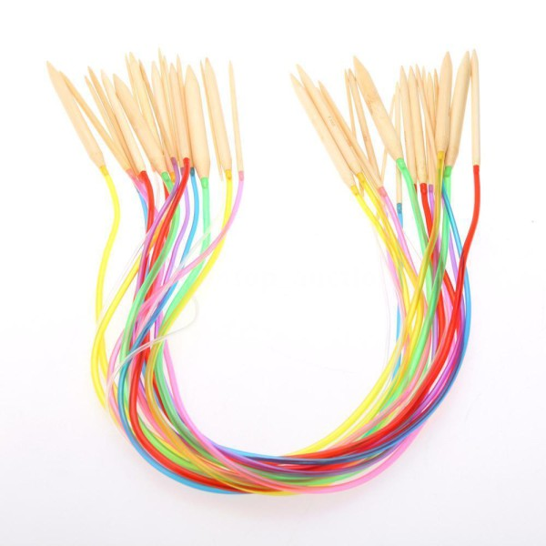 kit multicolour circular needles 1
