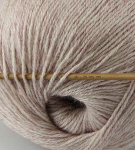 tn_cashmere fingering yarn beige pink 603