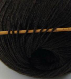 tn_cashmere fingering yarn brown 622