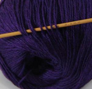tn_cashmere fingering yarn purple 621