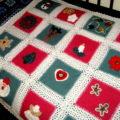 Crochet Christmas Afghan